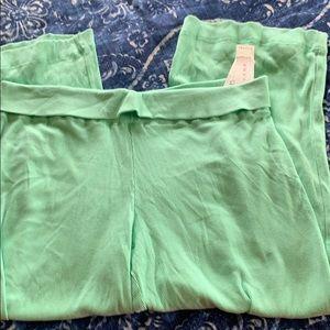 NWT Natori  Cruz sleep pants S super soft $34
